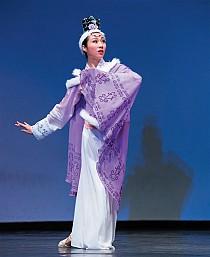 歷屆新唐人全世界中國舞舞蹈大賽 青年女子組金獎得主