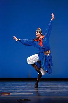 中國舞大賽十月十日開鑼 展中國文化歷史畫卷