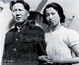 江青的真實故事 6 延安把藍蘋煉成了江青