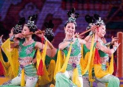 >中華文化復興的開始