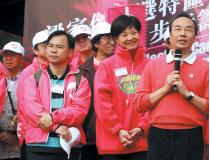 >梁家傑正式向香港特首曾蔭權下戰書