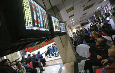 >中國股市飆漲 金融危機暗伏