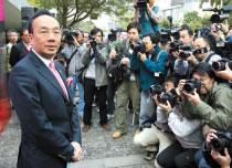 >香港將第一次進行有競爭特首選舉