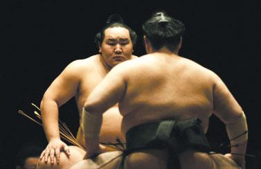 日本相撲者增肥秘訣啟示