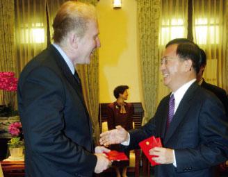 >美國與台灣的利害關係