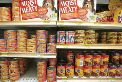 >北美寵物食品中毒案繼續擴大