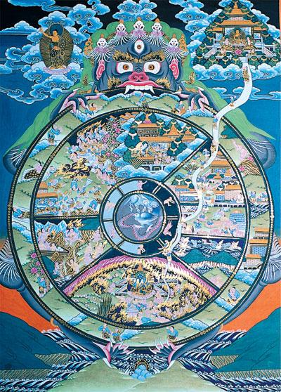 輪迴之旅跨越時代與民族