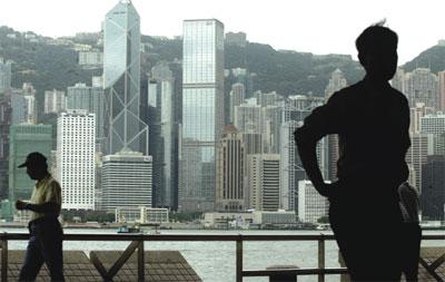 >中國民運人士訪港的背後