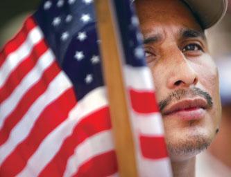 美國民眾如何看待非法移民