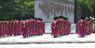 韓國宗廟祭祀   傳承中華傳統思想