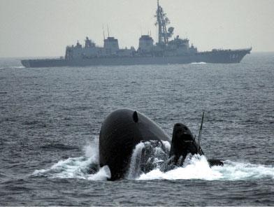 美國潛艇靜音技術   洩密中國