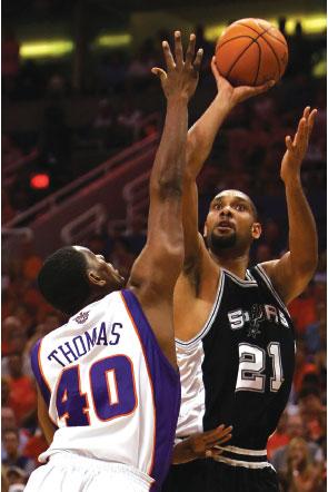 NBA最佳巨星 場外俠骨柔情