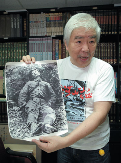 >【回顧七七事變70周年】搶救抗戰史實  與目擊者生命賽跑