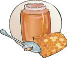 >蜂蜜促進潰爛傷口癒合