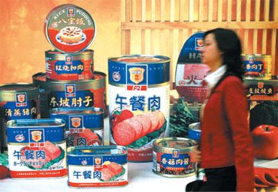>有毒食品 另類中國威脅引關注