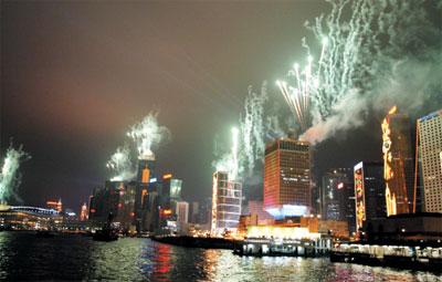 香港「一國兩制」本來就是海市蜃樓