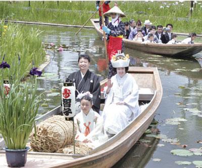 >日本社會的晚婚現象