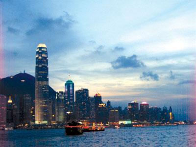 >香港七一 精神