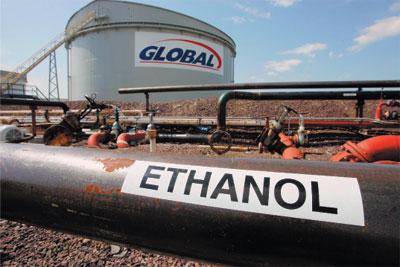>酒精燃料對全球食品供應的影響