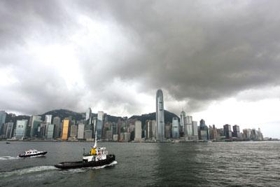 >香港──溫水裏的青蛙?
