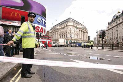 >恐怖襲擊英國未遂 醫生蛻變為嫌疑犯