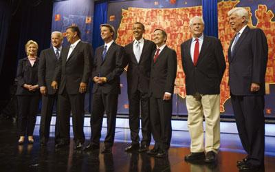 外交關係委員會﹕角逐美國總統初選  候選人的美中政策