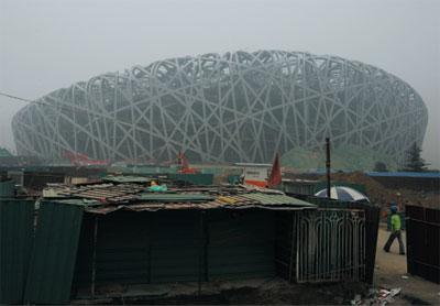 黑龍江失地農民:不要奧運要人權