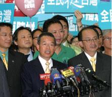 台灣總統選戰 馬謝之爭進入新階段