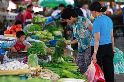 中國出口通貨膨脹?