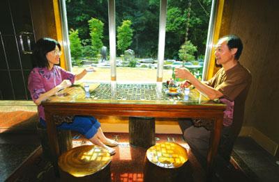 >山水龍吟——古風茶館的山中傳奇