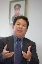 昂山素姬 緬甸人的希望(專訪緬甸流亡政府發言人包和廷)
