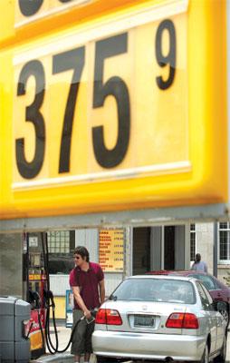 石油飆漲帶動世界變化