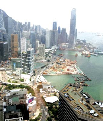 香港聯繫匯率的衝擊波