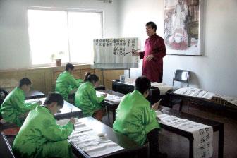 中國大陸私塾悄然盛行