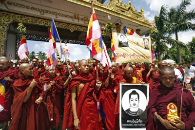 佛教對亞洲政治的影響
