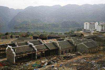 >中國水壩工程 代價驚人