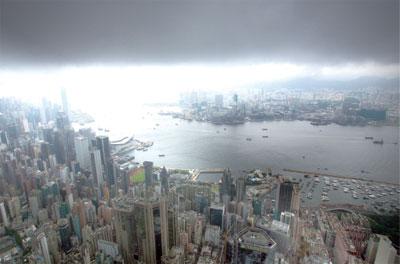 >香港公務員隊伍受北風吹襲