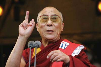 達賴喇嘛 致全球華人公開信