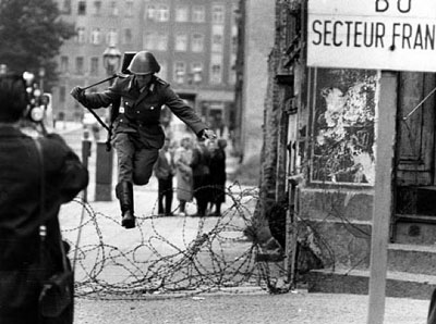 自由的代價:逃出柏林
