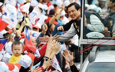 台灣選票與西藏子彈