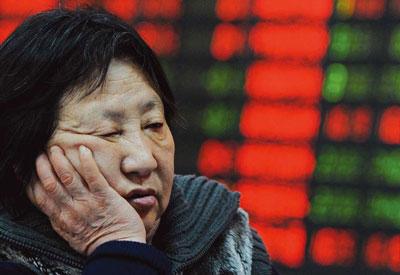 一次瘋狂的搶劫——中國股市奧運前的怪象解讀