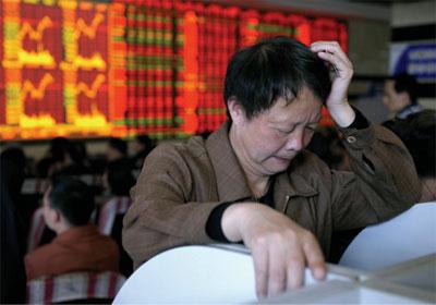 中國股市悲歌