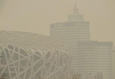是霾不是霧 城裏人變吸塵器