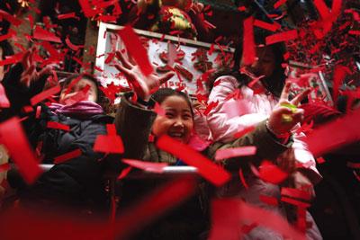 華人對新中國的期待