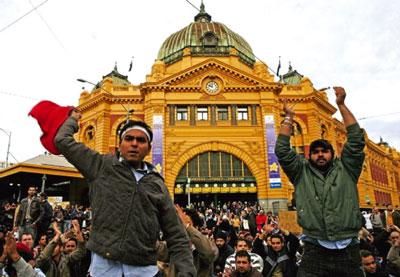 印度司機「鬧事」對澳洲的貢獻
