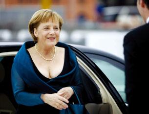 >歐洲政壇的「紅粉軍團」