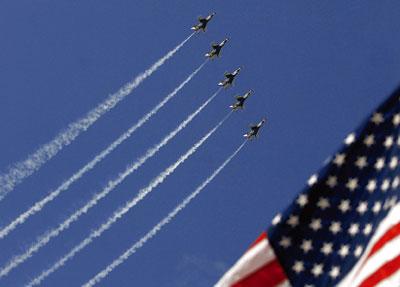 >中共對美國國防科技的渴望