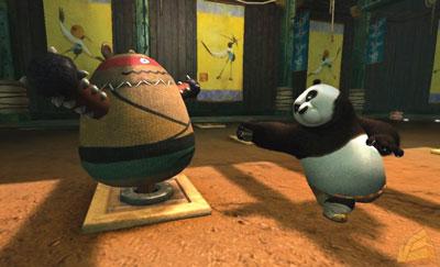 《功夫熊貓》與中國功夫