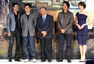 《赤壁》演「義」 好萊塢展現中國文化