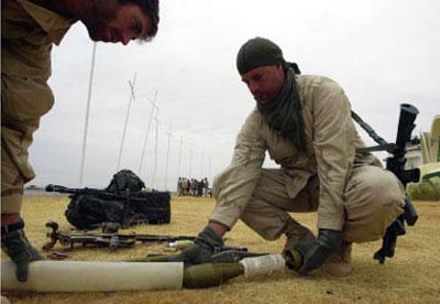 中共輸出軍火 進行「代理戰爭」